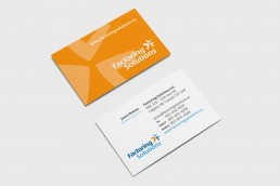 Factoring Solutions business card